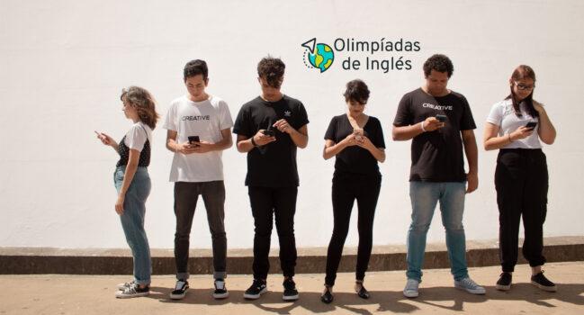 Olimpíadas de Inglés Online 2021