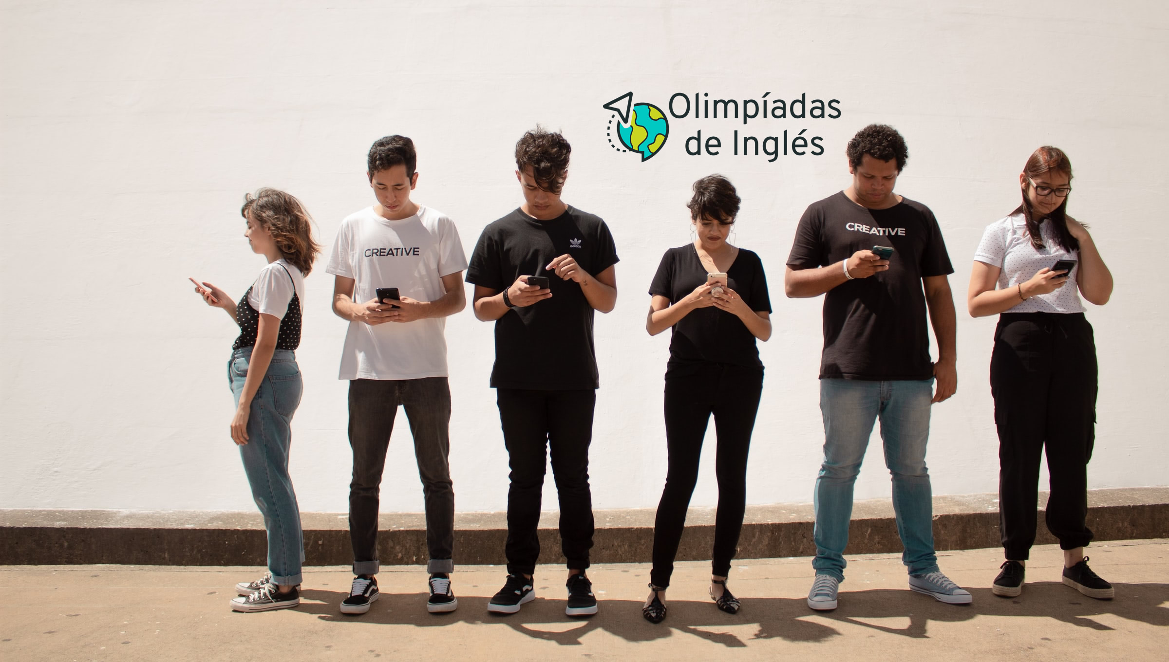 Primeras Olimpíadas de Inglés Online